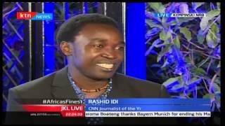 JKL Live: Asha Mwilu And Rashid Idi Africa's Finest Journalists, 19/10/2016(Part 1)