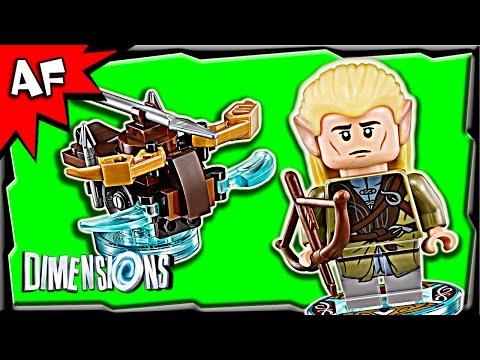 Vidéo LEGO Dimensions 71219 : Pack Héros : Legolas