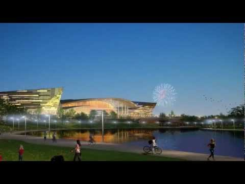 Convention Centre - Video showing the expansion of the Adelaide Convention Centre. The video was part of a presentation held at the 51st ICCA Congress from 20 - 24 October 2012 ...