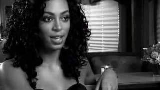 Beyonce And Solange - Behind the Scenes of L'Oreal Commercial
