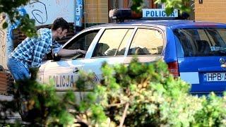 Wkręcać Policji że są taksówką i mają przyjąć kurs – bezcenne