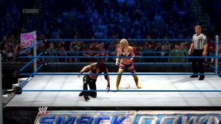 Download Lagu 《PS3 WWE 2K14》 LITA VS SUMMER RAE 2014-10-24 #1 Mp3