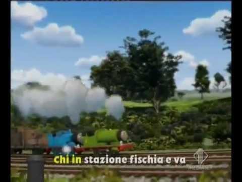 Sigla italiana del cartone del Trenino Thomas, Sigla completa in italiano Trenino Thomas video Il cartone di Thomas Trenino è […]