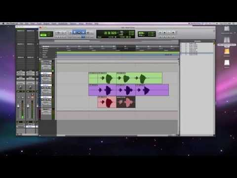 Pro Tools Tips: Effective Vocal Comping with Playlists