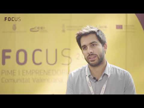David Pistoni en Focus Pyme y Emprendimiento Comunitat Valenciana 2018