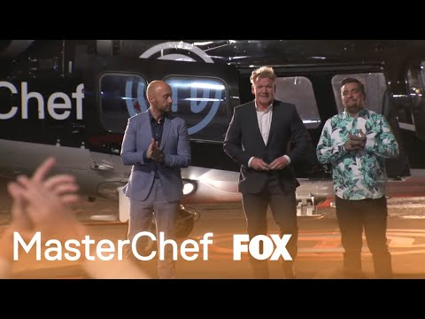 The Contestants Gear Up For The Biggest Season Yet  Season 10 Ep 1 MASTERCHEF