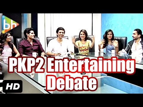 Pyaar Ka Punchnama 2 Team's ENTERTAINING DEBATE On
