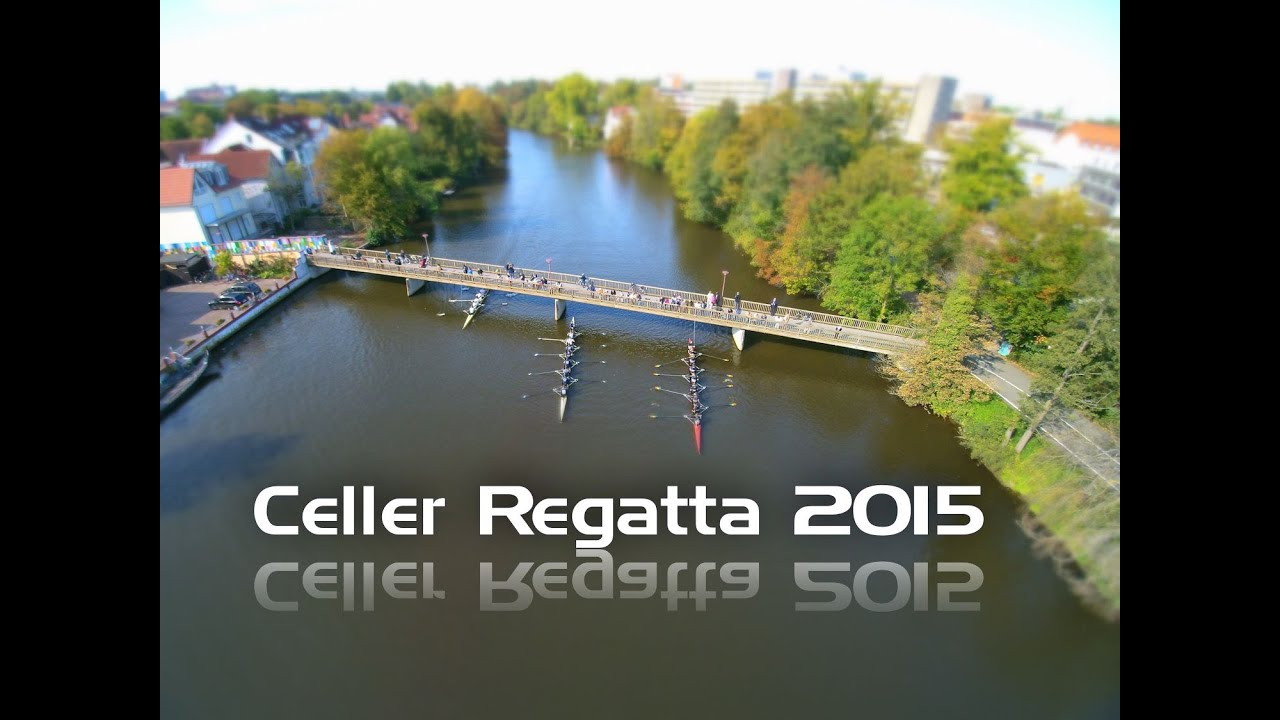 Ruderregatta in Celle