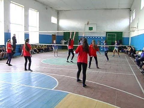 У школах Коломийщини відбулися кущові змагання з волейболу