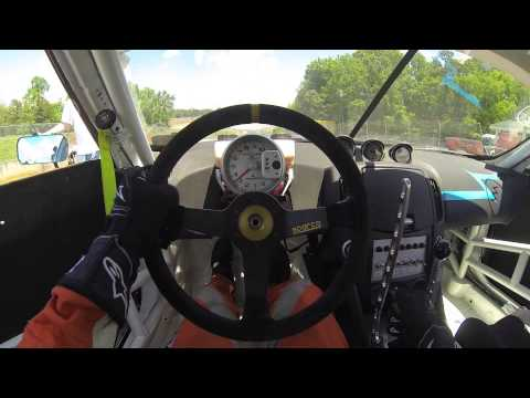 atlanta - Here is a in car point of view video of a ride along with Chris Forsberg in his NOS Energy Drink Nissan 370Z on Hankook Tires around Formula Drift's Road Atl...