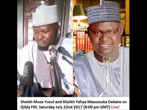 DEBATE: Sh Musa Yusuf (AsaduSunnah) and Sh Yahya Masussuka (a Quranist) on HADITH