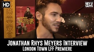 Nonton Jonathan Rhys Meyers LFF Premiere Interview - London Town Film Subtitle Indonesia Streaming Movie Download