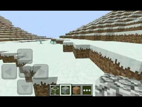 Minecraft Pocket Edition : Vidéo test