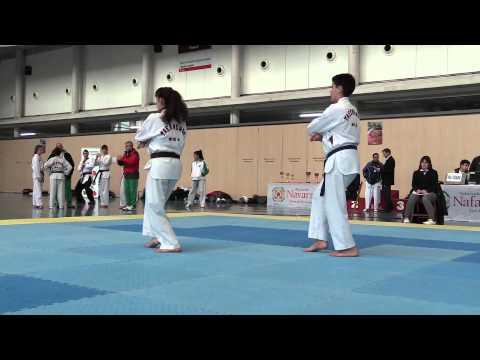 Taekwondo Cto. Navarro Poomsae (9)