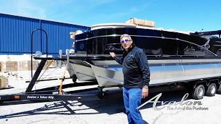 8. 1) How to Prep Your Trailer for Your Pontoon Boat | 2017 Avalon Luxury Pontoons