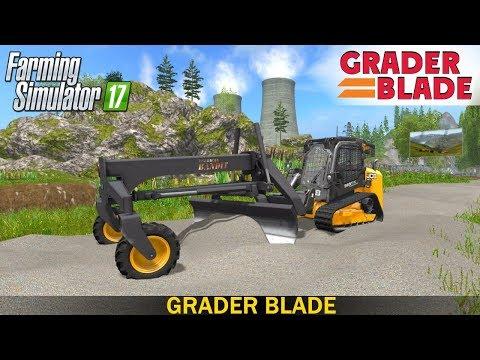 BBM Grader Blade v1.0.0.0
