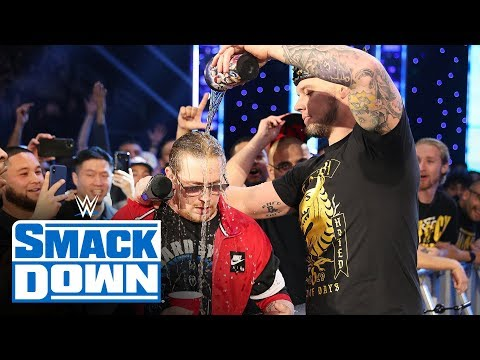 Roman Reigns ends King Corbin's tirade with Steel Cage Match challenge: SmackDown, Feb. 7, 2020
