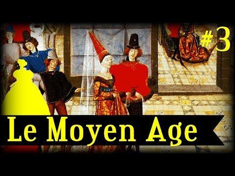 [Les âges de la mode] #3 : Au Moyen Age