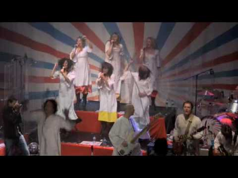 spree - The Polyphonic Spree's cover of Nirvana's Lithium. Video by Miles Hargrove.
