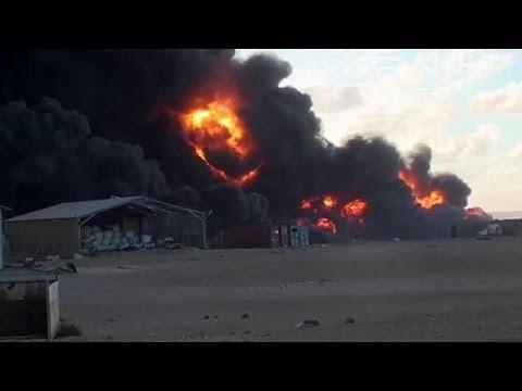 Λιβύη: Πετρελαιοπηγές στο στόχαστρο των τζιχαντιστών