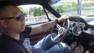 Trải nghiệm Mustang Eleanor hơn 500 mã lực duy nhất tại Việt Nam