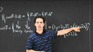 Extended Stokes' Theorem | MIT 18.02SC Multivariable Calculus, Fall 2010