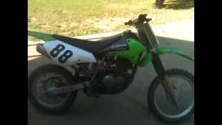 8. 2003 Kawasaki klx125