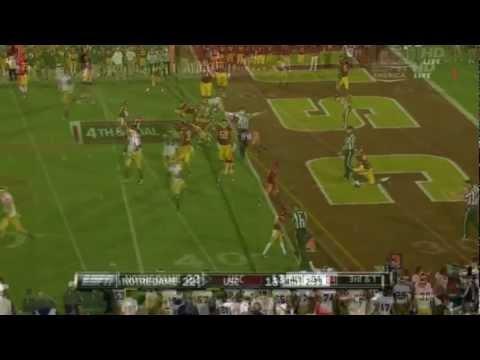 2012 Notre Dame Highlight Compilation