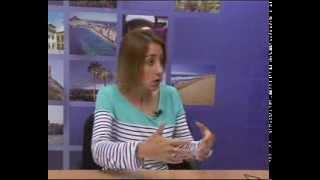"""Pulsa para ver el vídeo - """"En Persona"""" Canal 13 Digital Nº 1009; entrevista a Onalia Bueno."""