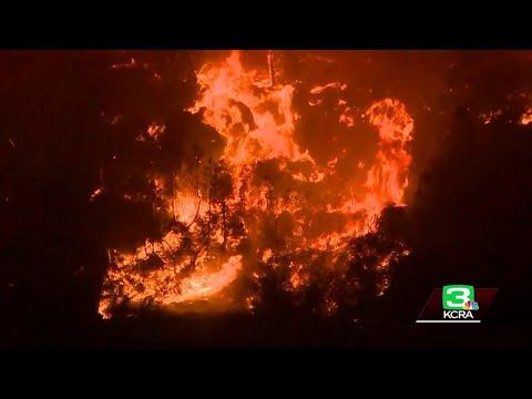 Fire Captain Calls Butte County Blaze 'Very Dangerous'