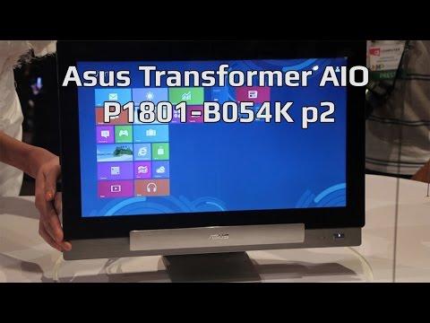 Asus Transformer AIO P1801-B054K - Asus Transformer AIO