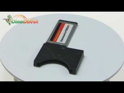 PCMCIA Cardbus to ExpressCard Express Card Adapter