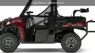 10. 2017 Polaris Ranger XP 1000 EPS Ranch Edition Full-Size