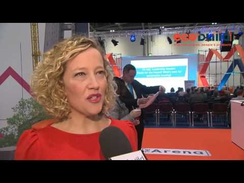 Ecobuild 2017: Cathy Newman chairs day 1 of the conference