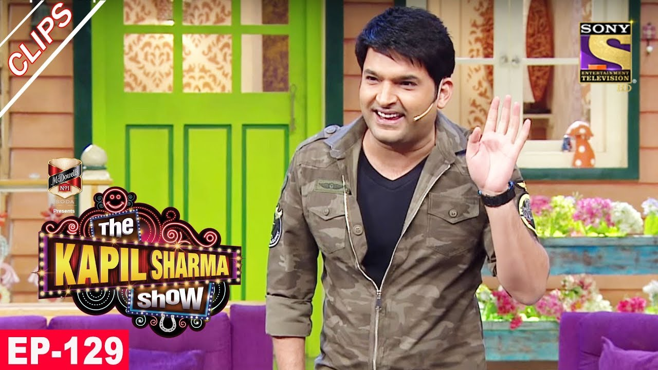 Kapil's Stand Up Act – The Kapil Sharma Show – 20th August, 2017