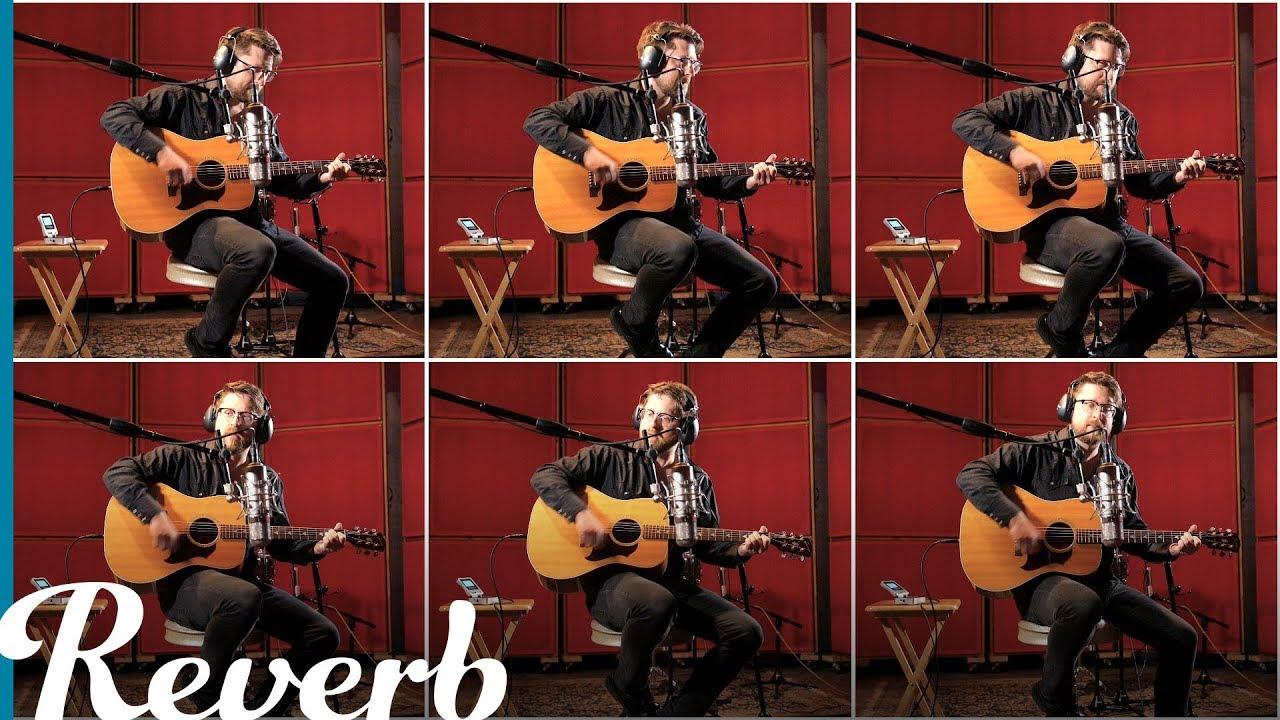 6 Detuned Acoustic Guitars for Natural Chorusing | Reverb Experimental Recording Technique