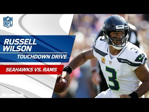 Video: Russell Wilson Leads Incredible TD Drive in LA! | Seahawks vs. Rams | NFL Wk 5 Highlights