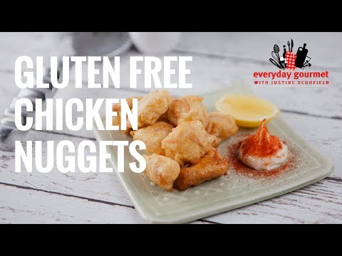 Gluten Free Chicken Nuggets | Everyday Gourmet S7 E32