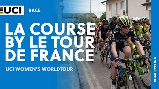 Watch the full highlights from La Course by Le Tour de France,  part of the 2017 UCI Women's WorldTour. Read more at: http://www.uci.ch/road/ucievents/2017-road-uci-women%E2%80%99s-worldtour/132712217/ Follow us on Twitter @UCI_WWT and #UCIWWT