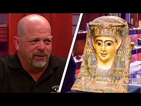 10 Times The Pawn Stars Were Left Speechless (Shocking Discoveries)