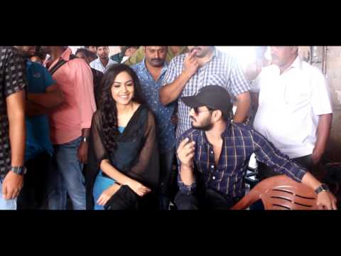 Keshava Movie Making Video ( Hero Shots )