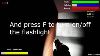 My new game - TommyFPS