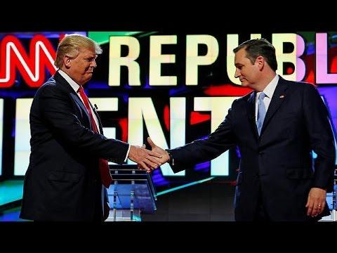 Στροφή Κρουζ – Δημόσια στήριξη στον Ντόναλντ Τραμπ