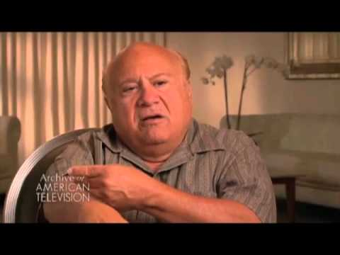 """Danny DeVito on working with Andy Kaufman/Tony Clifton on """"Taxi"""" - EMMYTVLEGENDS.ORG"""