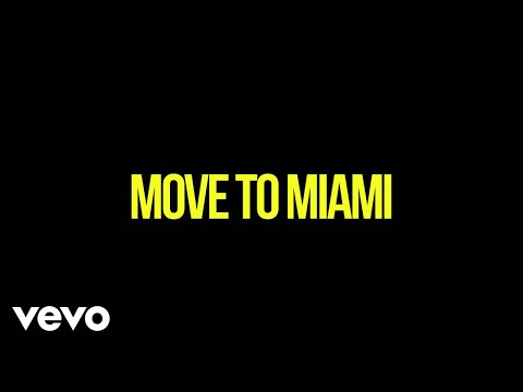 Enrique Iglesias, Pitbull - Move To Miami (Lyric Video)