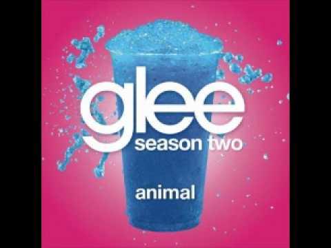 Tekst piosenki Glee Cast - Animal po polsku