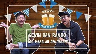 Video KEVIN ANGGARA & LAURENTIUS RANDO ADA MASALAH APA YAAA?!? | #TruthOrDrink Eps 12 MP3, 3GP, MP4, WEBM, AVI, FLV Mei 2019