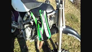 8. 2006 Kx100 Walk Around / Review