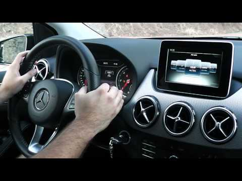 Mercedes 180 cdi class b фотка