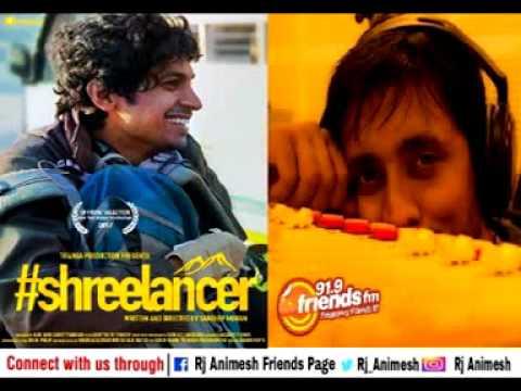 Actor Arjun Radhakrishnan with Rj Animesh live on 91.9 Friends FM Kolkata